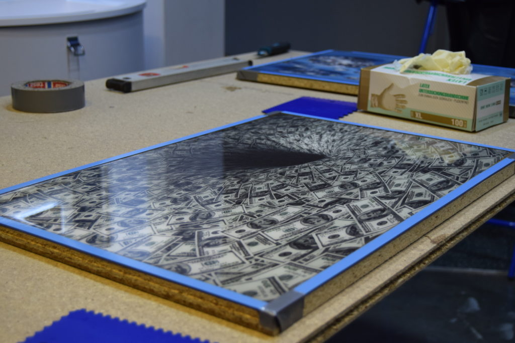 3d Fußboden Material ~ Wir bieten ihnen exclusive d boden spanndecken schulungen